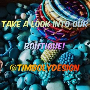 @timbolydesign - Creating with love and harmony!